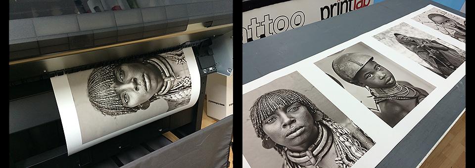 Giclee giclée fine art tisk, tisk na platno, tisk na canvas